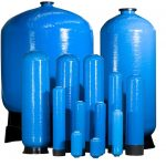 Array of Mineral tanks