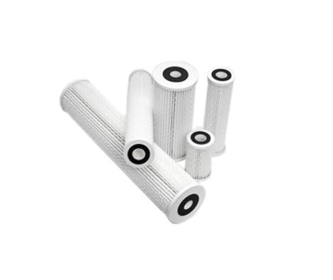 NanoCeram® Pleated Cartridges