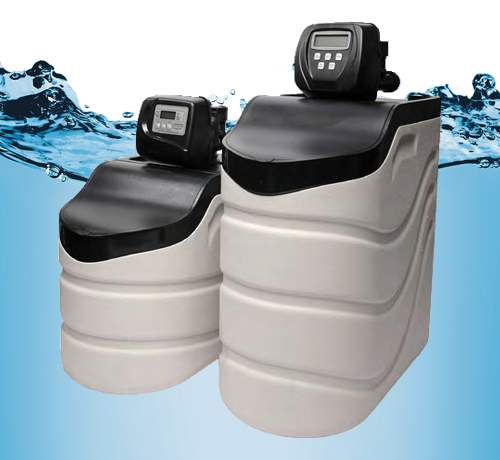 Cabinet Water Softeners