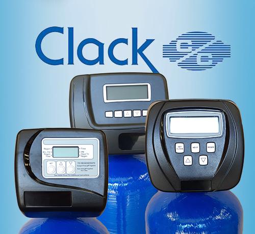 Clack Valves